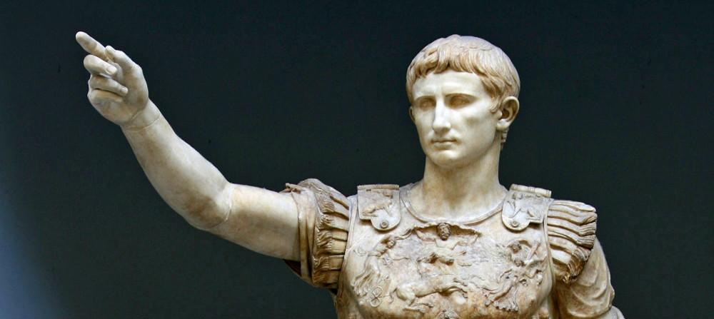 Bild zu »Augustus: Virtuose der Macht«