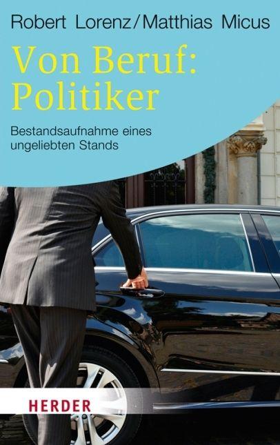 Cover ›Von Beruf: Politiker‹