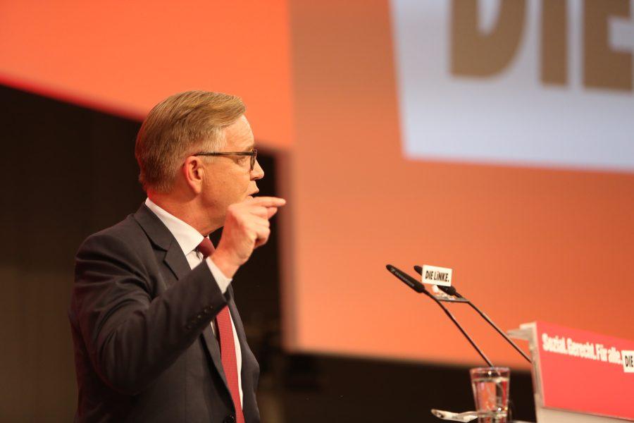 Bild zu »Der ewige Geschäftsführer – Anmerkungen zu Dietmar Bartsch«