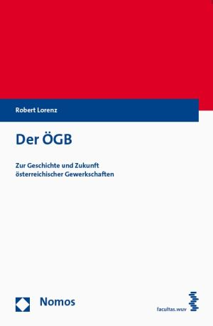 Cover ›Der ÖGB‹