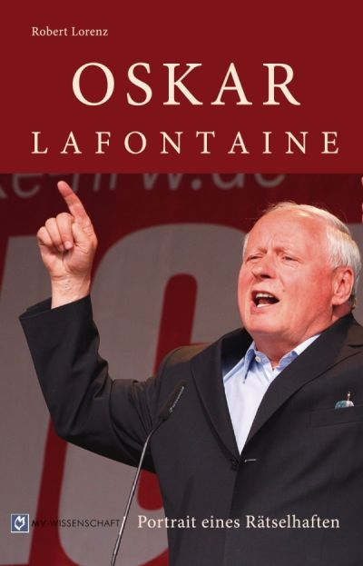 Cover ›Oskar Lafontaine‹