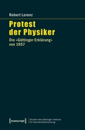 Cover ›Protest der Physiker‹