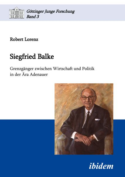 Cover ›Siegfried Balke‹